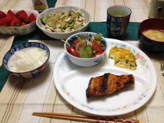 博多の朝・昼…湯平の夜